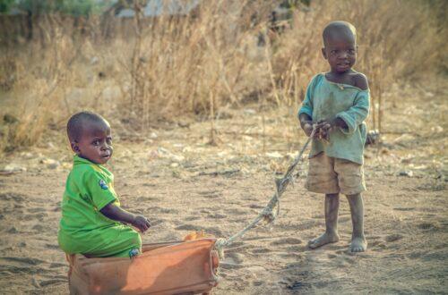 Article : Au Tchad, l'éducation des enfants des rues est foulée aux pieds