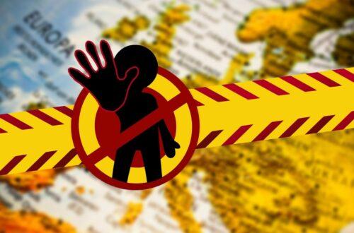 Article : Le couvre-feu,  plus de victimes que la covid-19 à N'Djamena